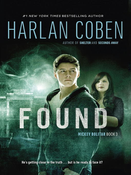 Title details for Found by Harlan Coben - Available