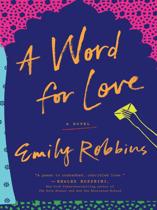 Title details for A Word for Love by Emily Robbins - Available