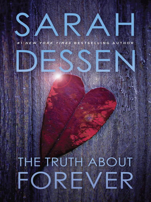 Cover of The Truth About Forever