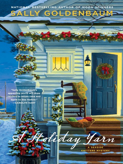 Title details for A Holiday Yarn by Sally Goldenbaum - Wait list
