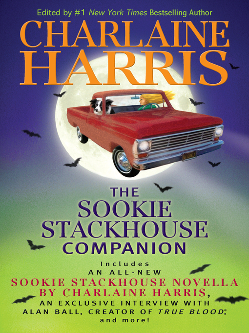 Title details for The Sookie Stackhouse Companion by Charlaine Harris - Available