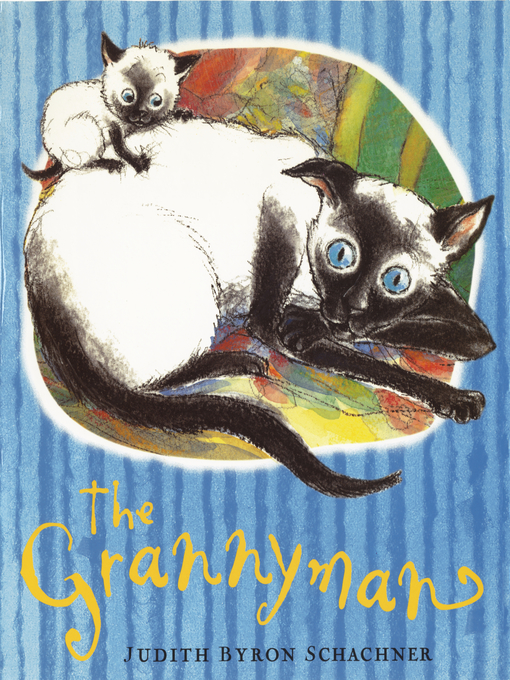Cover of The Grannyman