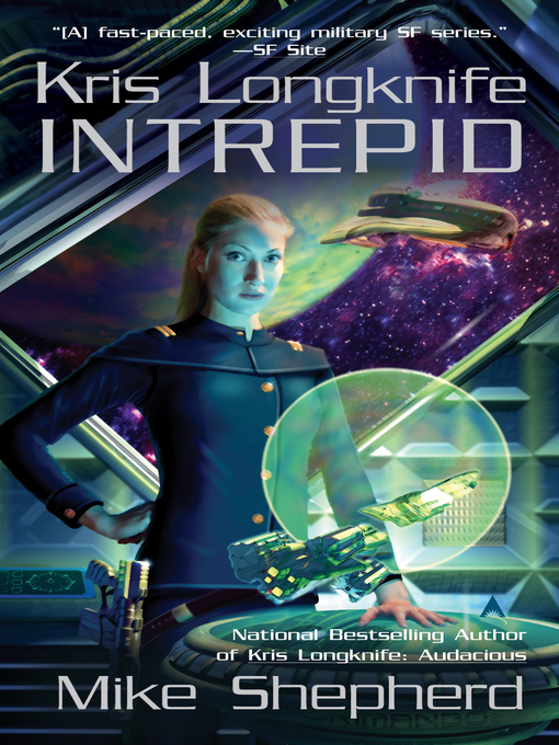 Title details for Intrepid by Mike Shepherd - Wait list