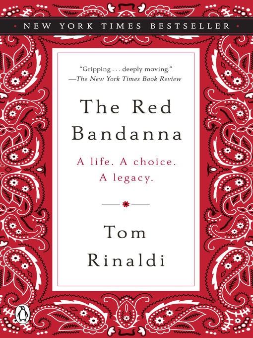 Title details for The Red Bandanna by Tom Rinaldi - Available