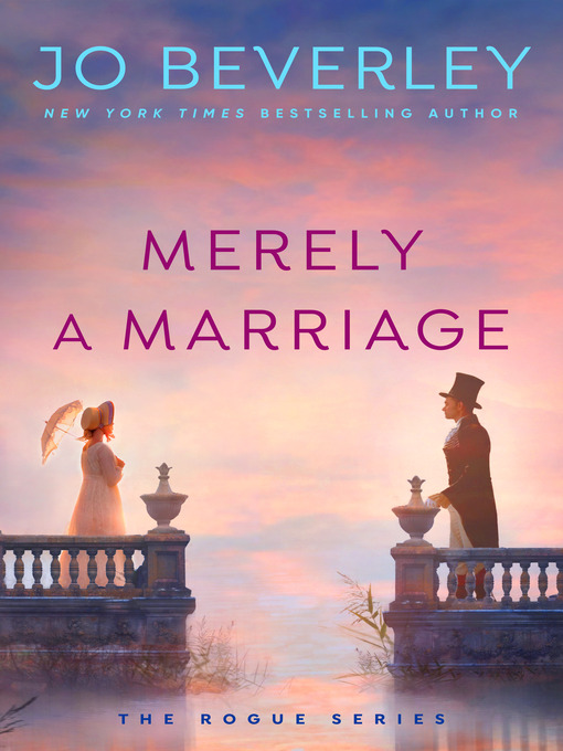 Title details for Merely a Marriage by Jo Beverley - Available