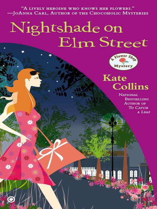 Title details for Nightshade on Elm Street by Kate Collins - Wait list
