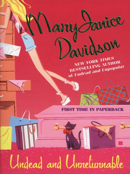 Maryjanice Davidson Undead Series Ebook