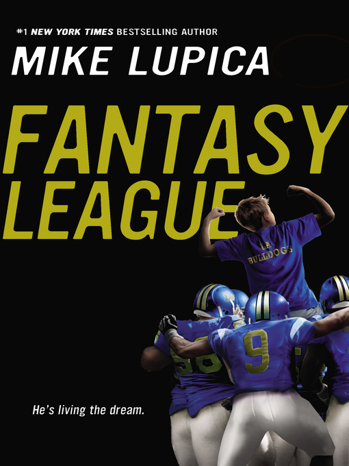 Cover of Fantasy League