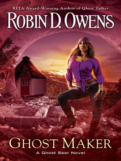 Title details for Ghost Maker by Robin D. Owens - Available