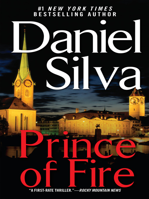 Title details for Prince of Fire by Daniel Silva - Available