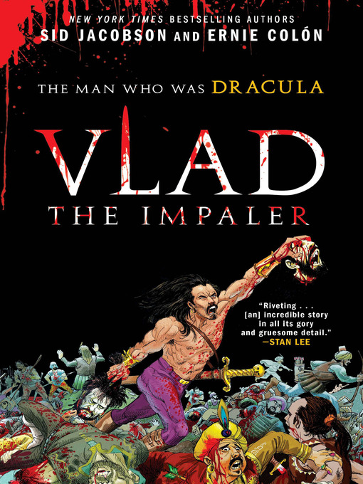 Title details for Vlad the Impaler by Sid Jacobson - Wait list
