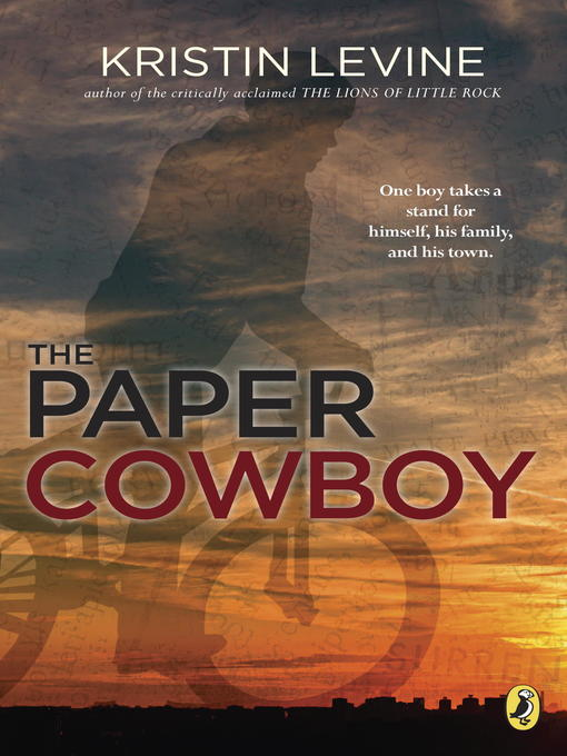 Title details for The Paper Cowboy by Kristin Levine - Available