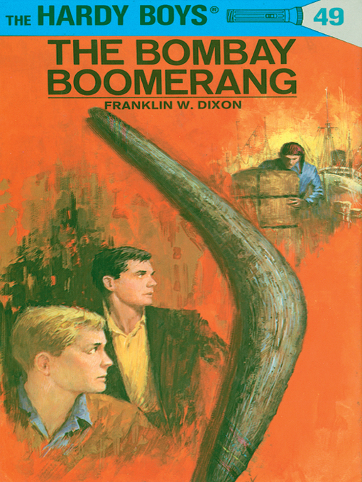 Cover of The Bombay Boomerang