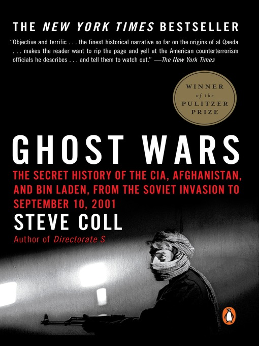 Title details for Ghost Wars by Steve Coll - Available