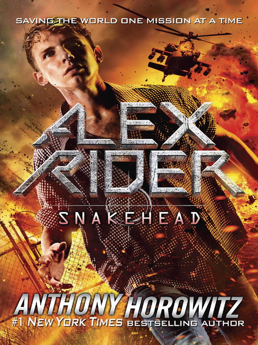 Title details for Snakehead by Anthony Horowitz - Available