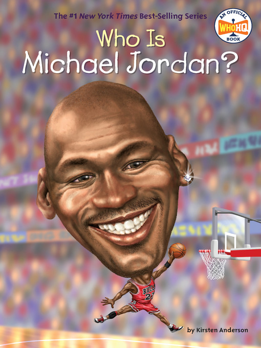Cover image for Who Is Michael Jordan?