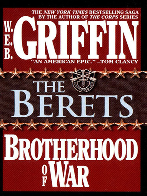 Title details for The Berets by W.E.B. Griffin - Wait list