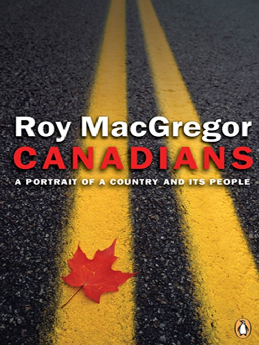 Cover of Canadians