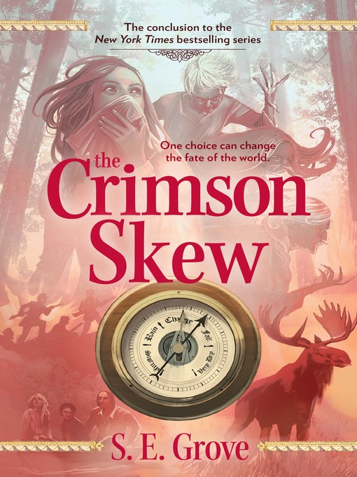 Cover of The Crimson Skew