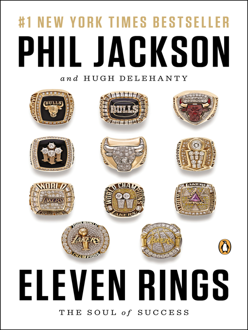 Title details for Eleven Rings by Phil Jackson - Available