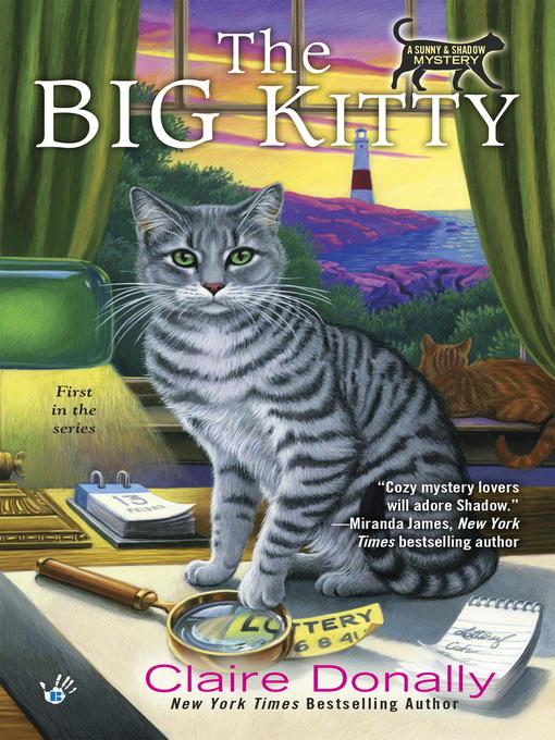 Title details for The Big Kitty by Claire Donally - Wait list