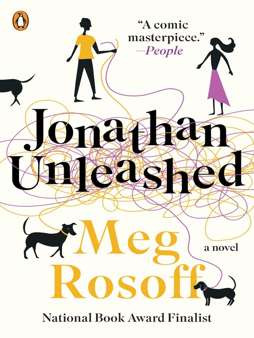 Title details for Jonathan Unleashed by Meg Rosoff - Available