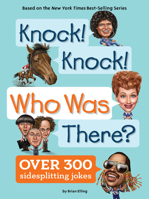 Cover image for Knock! Knock! Who Was There?