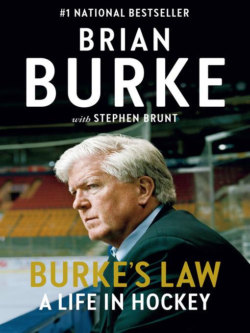 Title details for Burke's Law by Brian Burke - Wait list