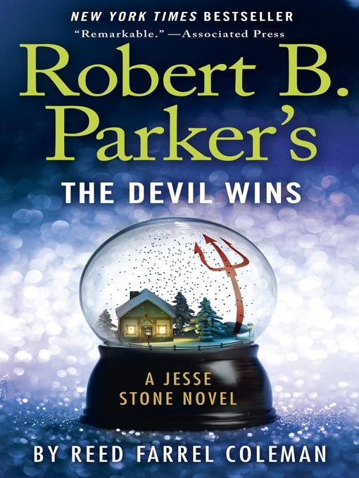 Title details for Robert B. Parker's The Devil Wins by Reed Farrel Coleman - Wait list