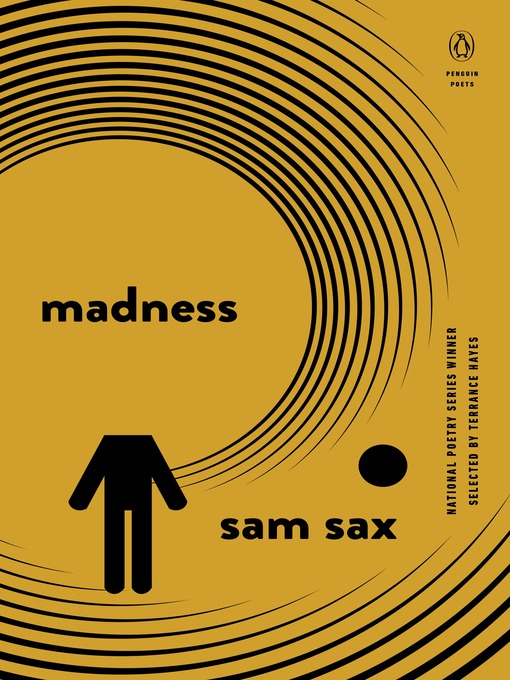 Title details for Madness by Sam Sax - Available
