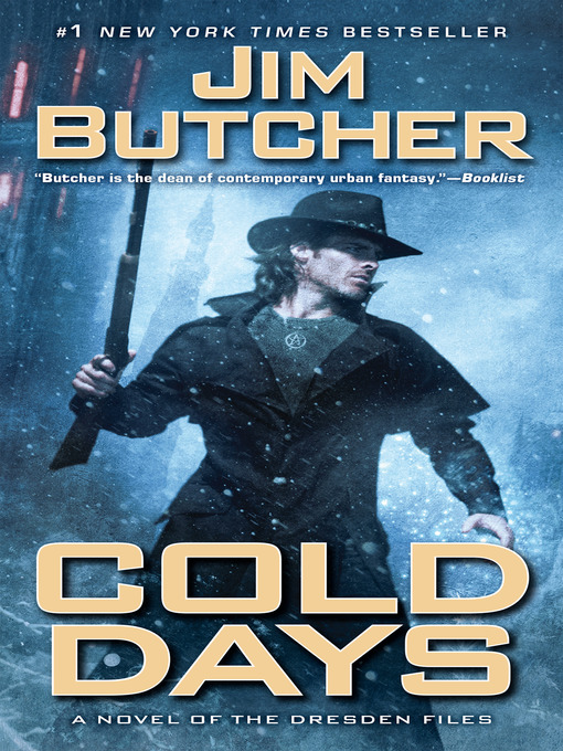 Title details for Cold Days by Jim Butcher - Available