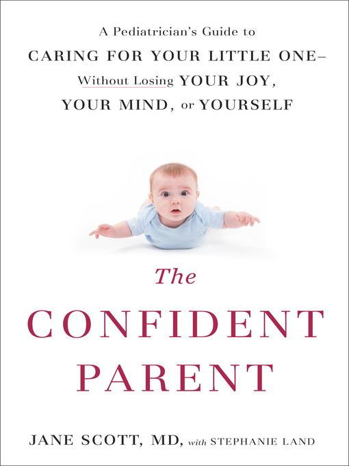 Title details for The Confident Parent by Jane Scott - Wait list