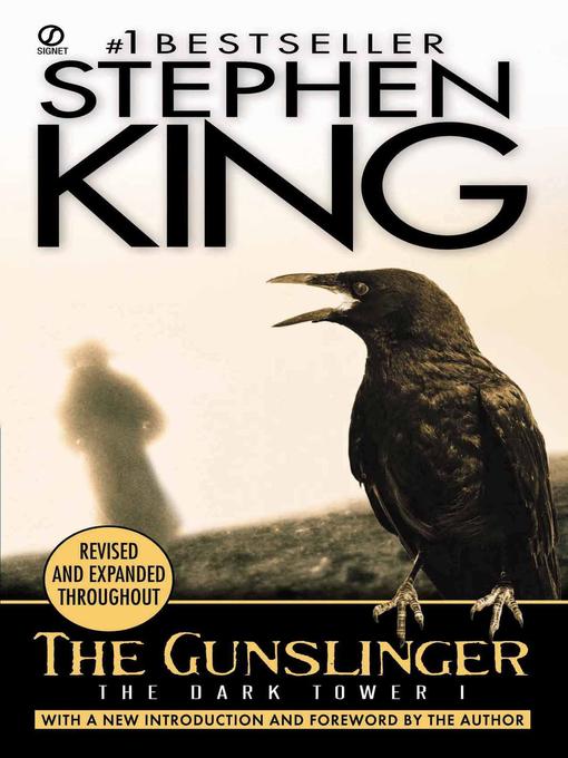 Title details for The Gunslinger by Stephen King - Wait list