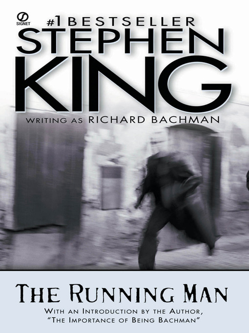 Title details for The Running Man by Stephen King - Wait list