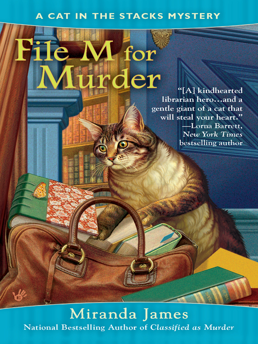 Title details for File M for Murder by Miranda James - Available