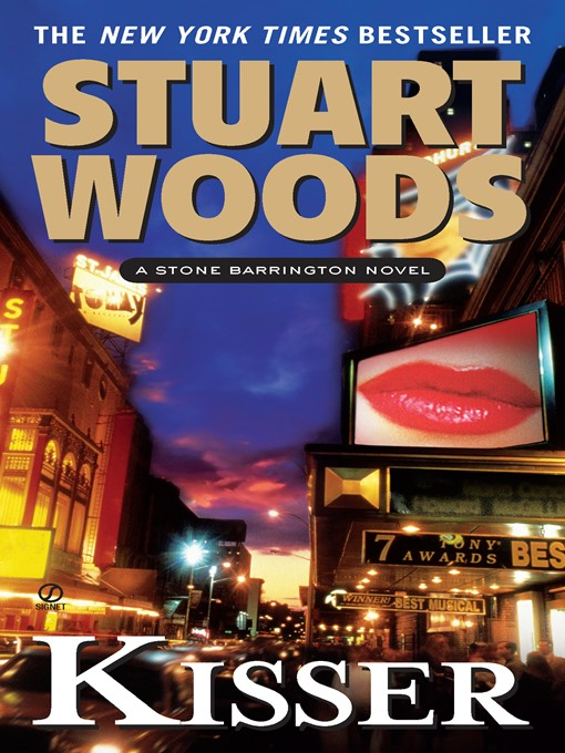 Title details for Kisser by Stuart Woods - Wait list