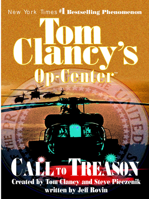 Title details for Call to Treason by Tom Clancy - Wait list