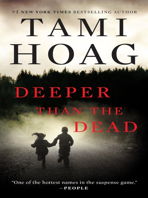 Cover of Deeper Than the Dead