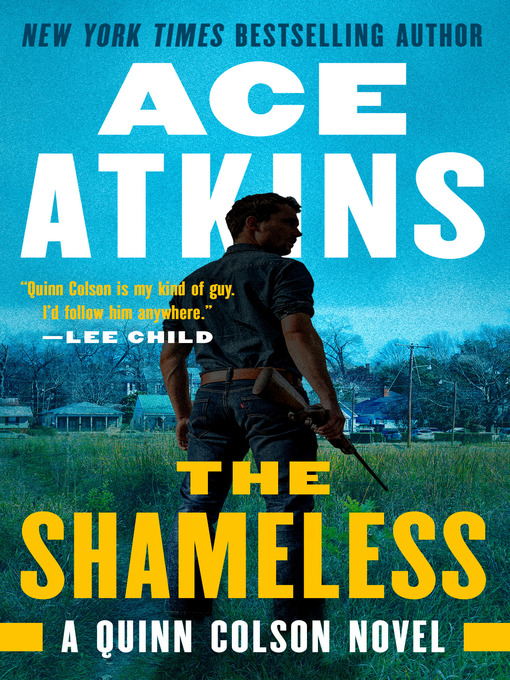 Title details for The Shameless by Ace Atkins - Wait list