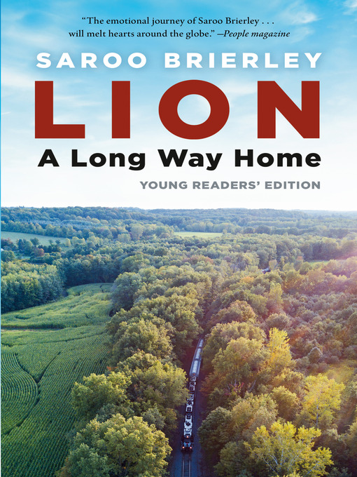Title details for Lion by Saroo Brierley - Wait list