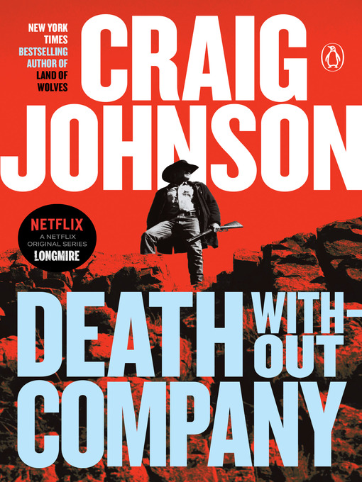Title details for Death Without Company by Craig Johnson - Wait list