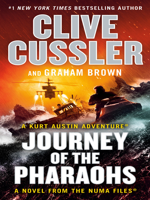 Journey of the pharaohs Numa files, book 15.