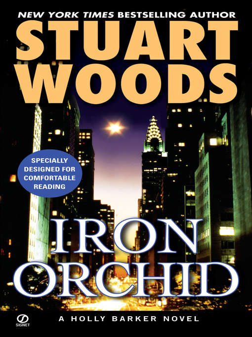 Title details for Iron Orchid by Stuart Woods - Available