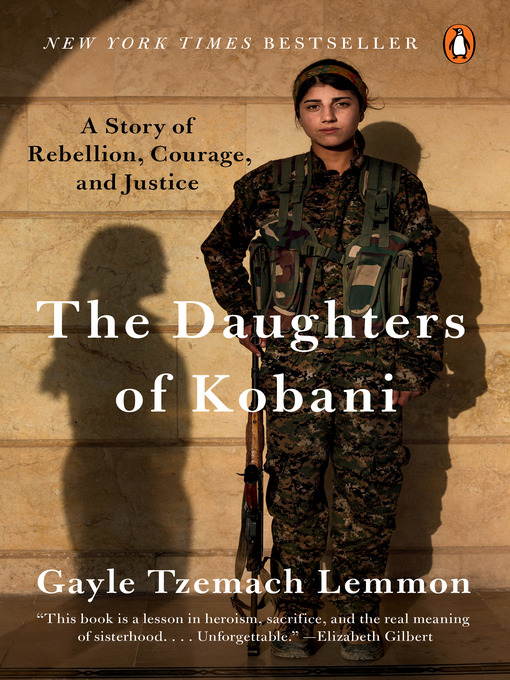 Title details for The Daughters of Kobani by Gayle Tzemach Lemmon - Wait list