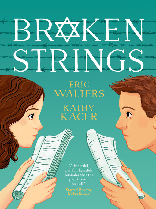 Cover image for book: Broken Strings