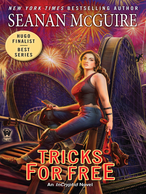 Title details for Tricks for Free by Seanan McGuire - Wait list