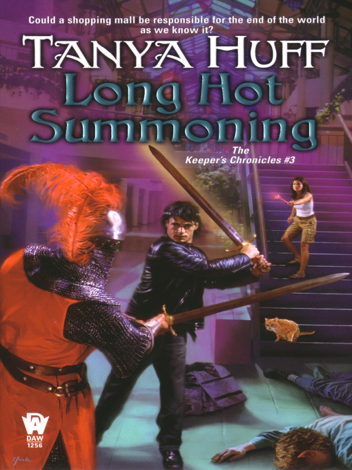 Title details for Long Hot Summoning by Tanya Huff - Available