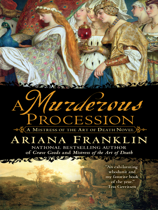 Title details for A Murderous Procession by Ariana Franklin - Available