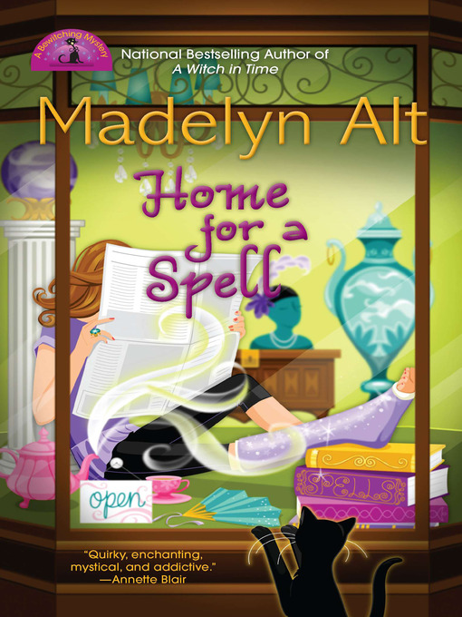 Title details for Home for a Spell by Madelyn Alt - Available