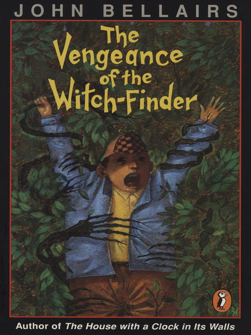 Cover of The Vengeance of the Witch-Finder